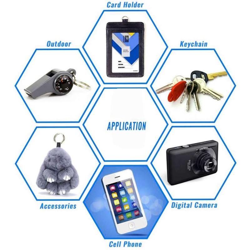 Dây buộc đa năng cho điện thoại di động/ móc khóa/ máy ảnh/ huy hiệu an ninh/ chứng minh thư/ chìa khóa