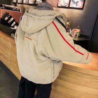 Sale SLCH áo phao nam có mũ cực ấm siêu nhẹ Ulzzang chất đẹp phong cách Nhật Bản size màu inbox