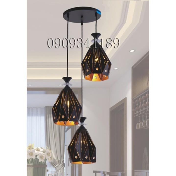 Đèn thả bàn ăn - đèn trang trí phòng bếp