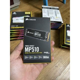 bộ nhớ máy tính SSD corsair MP510 960gb