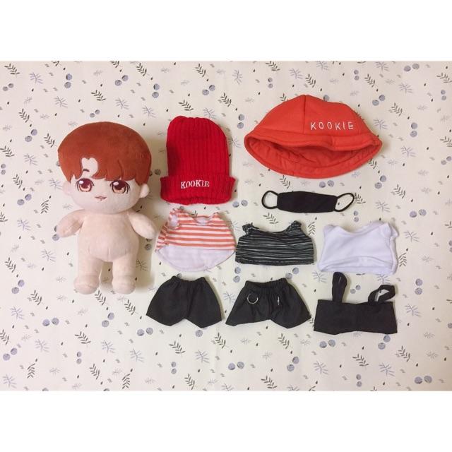 Búp bê Jungkook BTS – Dope Kook doll