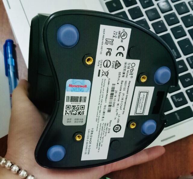 Máy quét mã vạch Honeywell MS/MK7120 Orbit