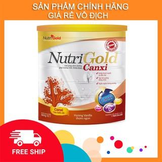 Sữa NutriGold Canxi 900g