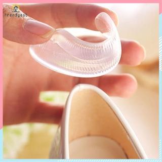 Bộ 2 miếng gel trong suốt lót gót giày tiện lợi