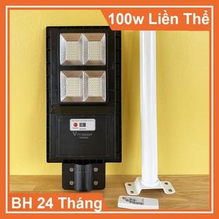 """Đèn Đường Năng Lượng Mặt Trời 100W Liền Thể VITI SMART (tặng kèm cán đèn) giá chỉ còn <strong class=""""price"""">65.000.000.000đ</strong>"""