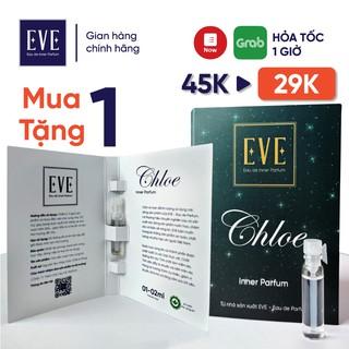 Nước Hoa Cô Bé CHLOE 1ml - Nước Hoa Vùng Kín Nữ Chính Hãng Lưu Hương Thơm Lâu - EVE - Eau de Parfum thumbnail