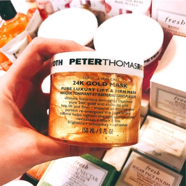 [Peter Thomas Roth] Mặt nạ vàng nâng cơ 24K Gold Pure Luxury Lift & Firm Mask - 3026151 , 1234452785 , 322_1234452785 , 1800000 , Peter-Thomas-Roth-Mat-na-vang-nang-co-24K-Gold-Pure-Luxury-Lift-Firm-Mask-322_1234452785 , shopee.vn , [Peter Thomas Roth] Mặt nạ vàng nâng cơ 24K Gold Pure Luxury Lift & Firm Mask