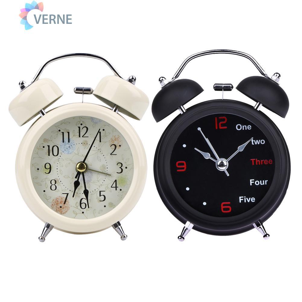 Đồng Hồ Báo Thức Để Bàn Verne Anysell88