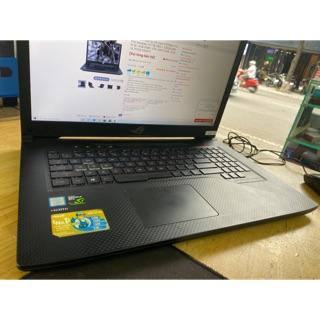 Laptop cũ Asus GL703 core i7 8750H còn BH hãng