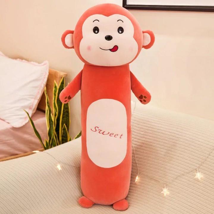 Gấu nhồi bông, Thú nhồi bông, Gối Ôm Hình Thú Mềm Mịn Siêu Xinh Cho Bé Size  60cm | Shopee Việt Nam