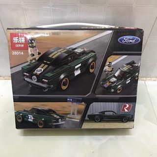Bộ LEGO Gainer mô hình xe đua 2
