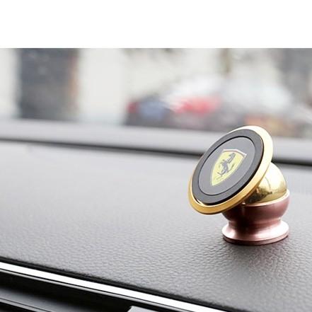 SIÊU HOT- Giá đỡ điện thoại hít nam châm,giá đỡ điện thoại xe hơi-Giá đỡ điện thoại nam châm 360  cho xe ô tô