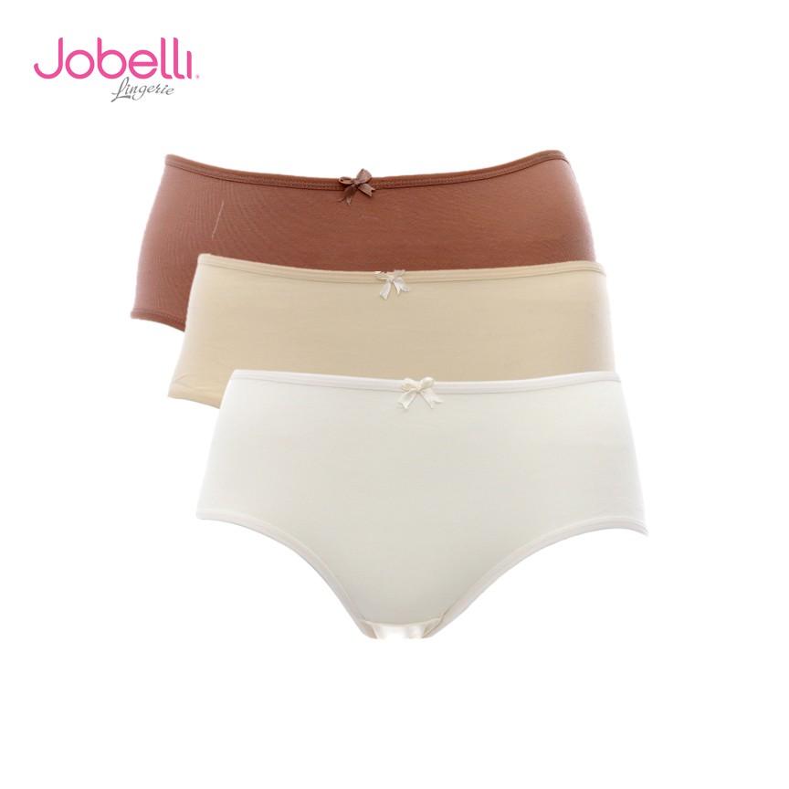 Quần lót nữ lưng cao ôm nhẹ Jobelli [Combo 3] - 1261