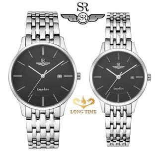 Đồng hồ đôi SRWATCH SG1073.1101TE - SL1073.1101TE MẶT KÍNH SAPPHIRE chống trầy chống thumbnail