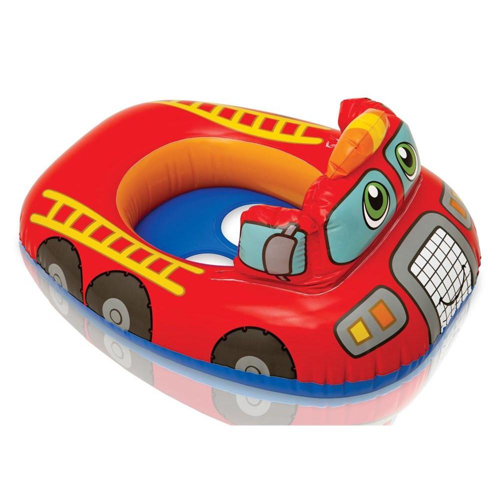 Phao bơi trẻ em hình ô tô