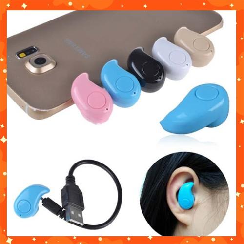 Tai Nghe Bluetooth Mini Nhỏ Gọn