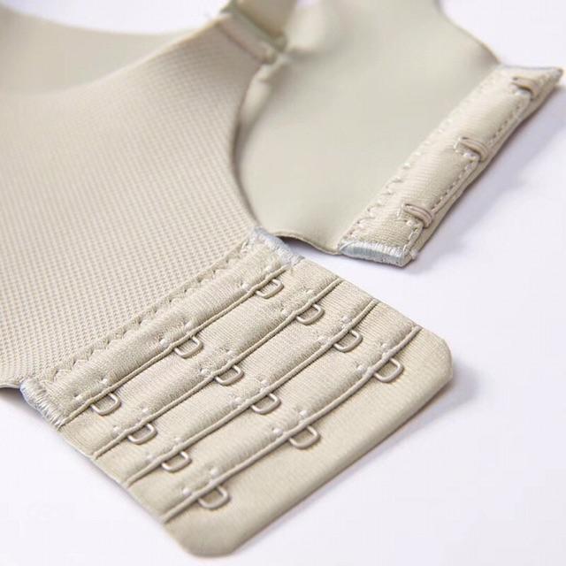 Bộ đồ lót / set đồ lót chất su đúc thông hơi Justyle không gọng nâng ngực B688