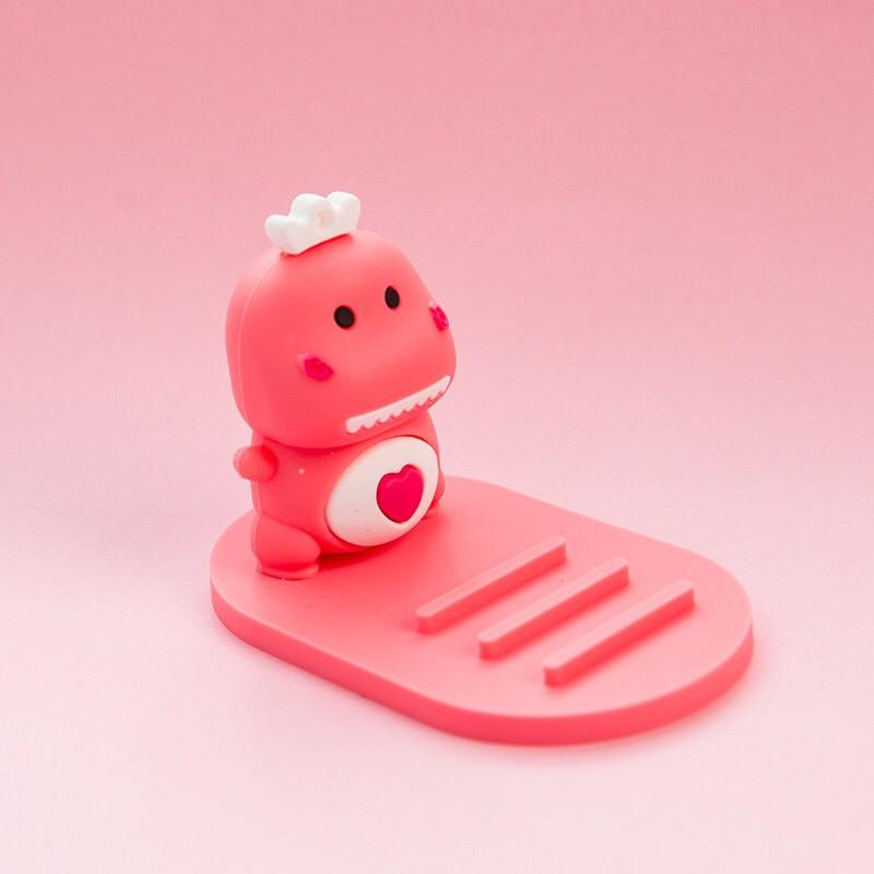 Giá đỡ điện thoại để bàn hình thú siêu cute