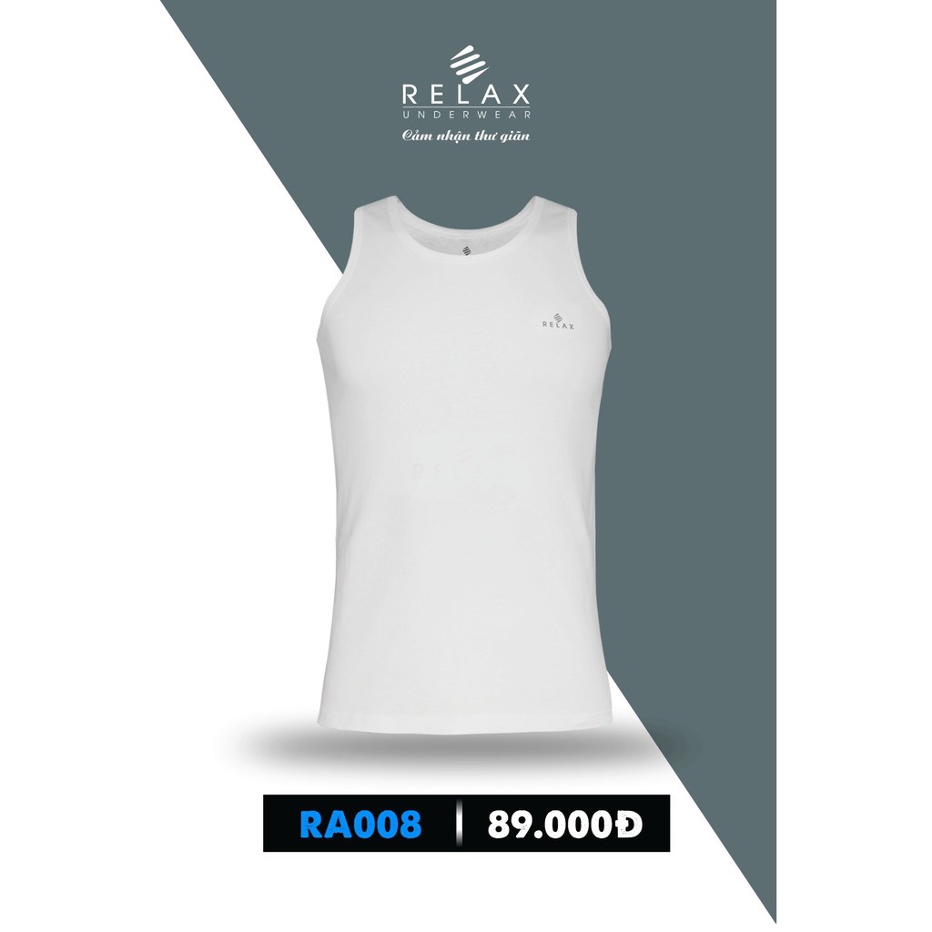 Áo lót nam ba lỗ Relax RA008
