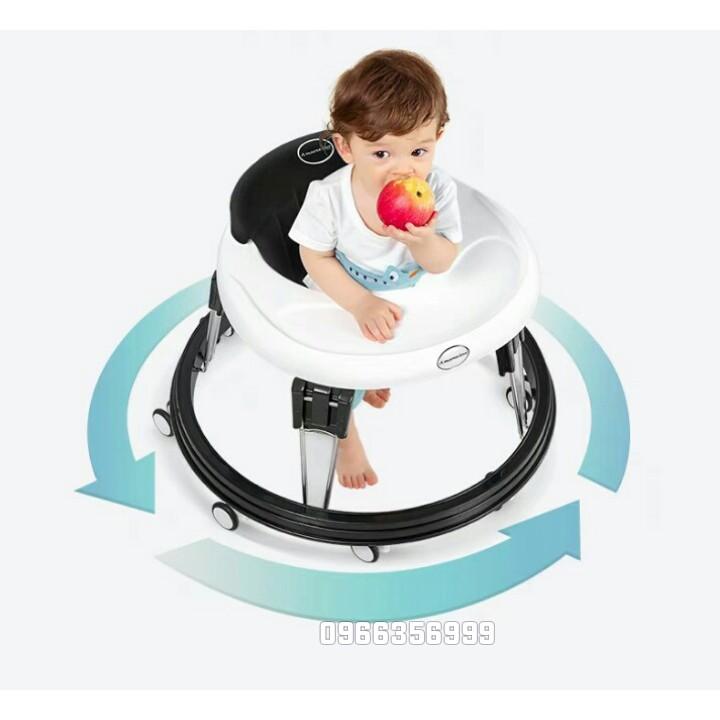 [Mã 267FMCGSALE giảm 8% đơn 500K] Xe tròn tập đi  cho bé,Xe tập đi tròn cao cấp