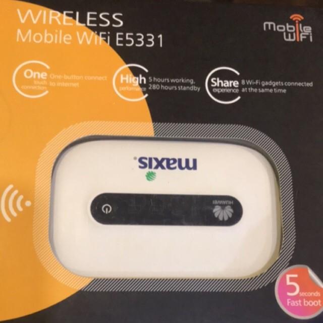 [Freeship][Giá Tốt] Bộ phát wifi 3G 4G Huawei Maxis E5331 [Hot]