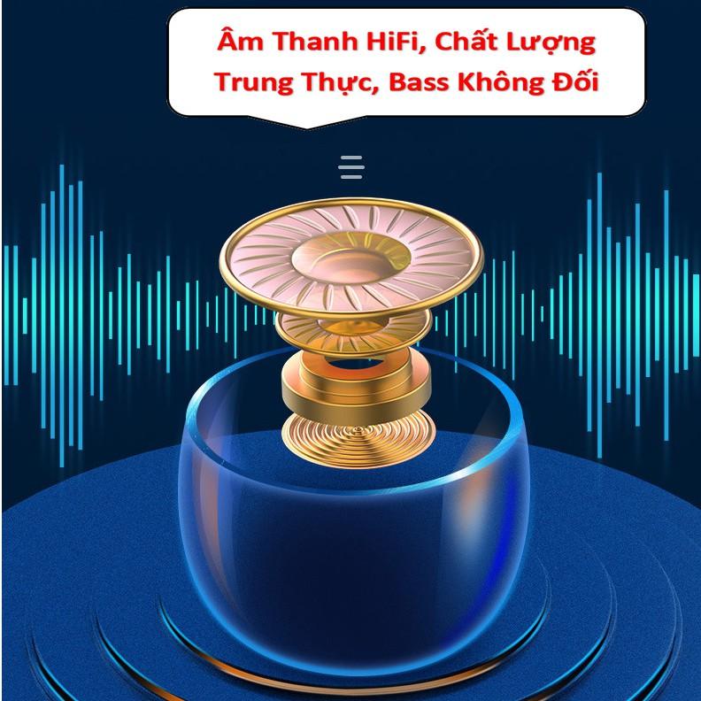 Tai nghe bluetooth, Tai nghe không dây, Tai Nghe Bluetooth Amoi F9 Version 2020, Tai nghe bluetooth khong day
