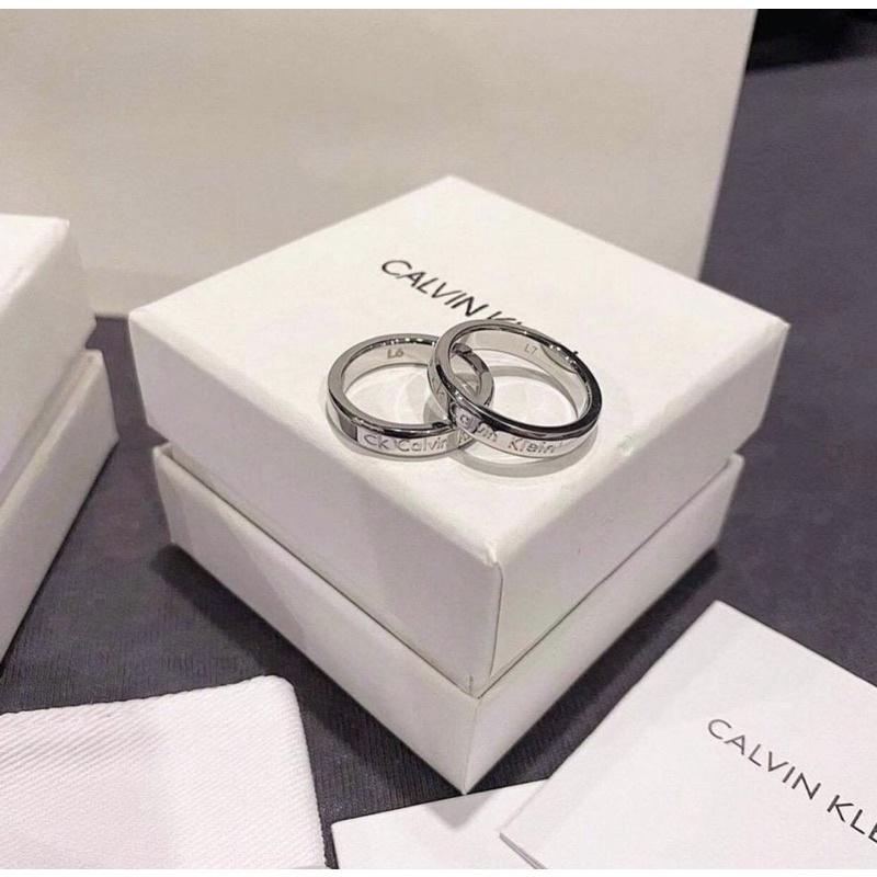 Nhẫn Calvin Klein