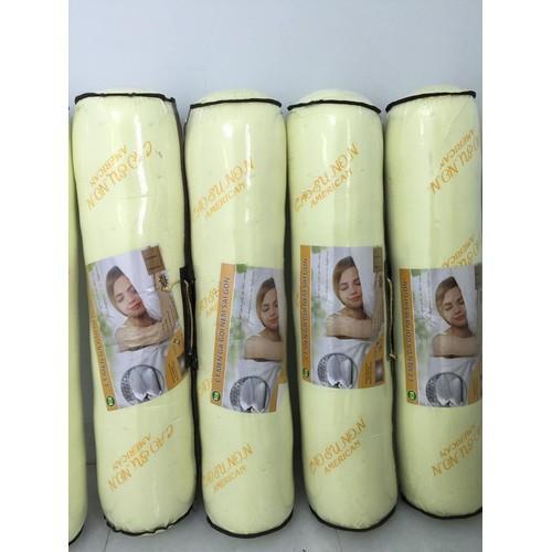 Gối Ôm Cao Su Non Cao Cấp Siêu Đàn Hồi - kích thước lớn 30cm ×100cm - đồ dùng phòng ngủ cho gia đình
