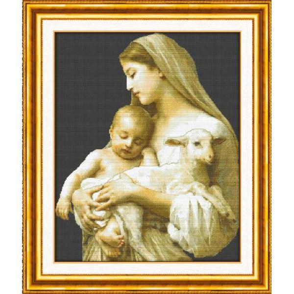 Đức Mẹ Maria (Vải In Sẵn 100%) - 3217217 , 629561215 , 322_629561215 , 280000 , Duc-Me-Maria-Vai-In-San-100Phan-Tram-322_629561215 , shopee.vn , Đức Mẹ Maria (Vải In Sẵn 100%)