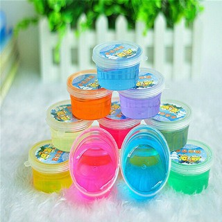 (nghỉ bán) Đồ chơi Slime – set 12 hộp slime chất nhờn ma quái