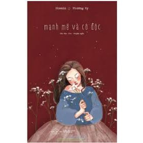 Mạnh mẽ và cô độc kèm bookmark - Evashop