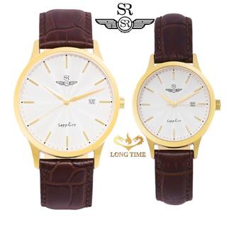 Đồng hồ đôi SRWATCH chính hãng SG1056.4602TE - SL1056.4602TE mặt kính sapphire sang thumbnail