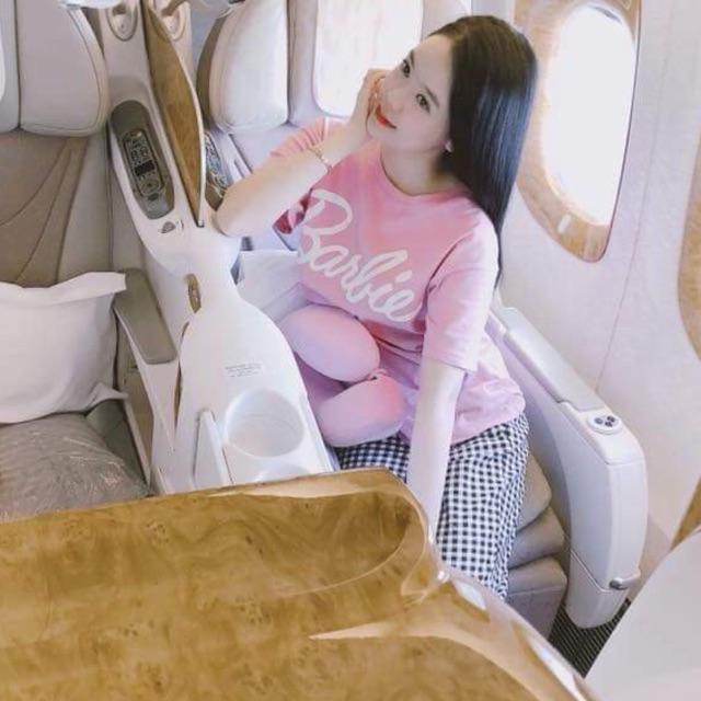 Áo phông barbie