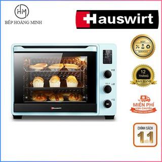 Lò nướng bánh - nướng thực phẩm - ủ men - sấy hoa quả Hauswirt C40 40l chính hãng bảo hành 12 tháng thumbnail