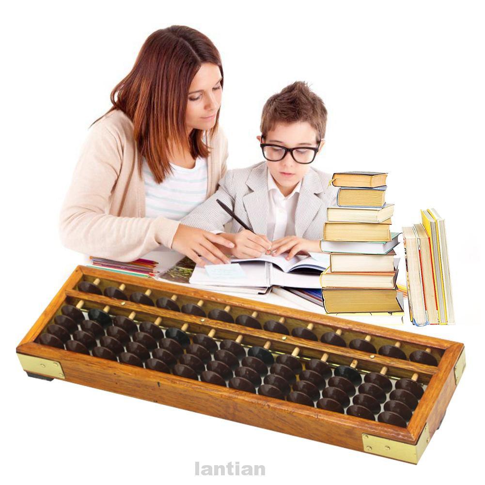 Educational Intelligence Kids Learning Mathematics Abacus