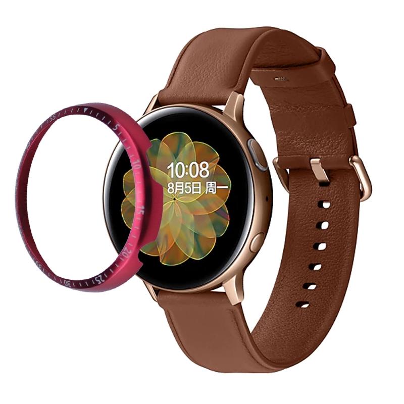 Vòng Khung Bảo Vệ Cho Mặt Đồng Hồ Samsung Galaxy Watch Active 2 40mm 44mm