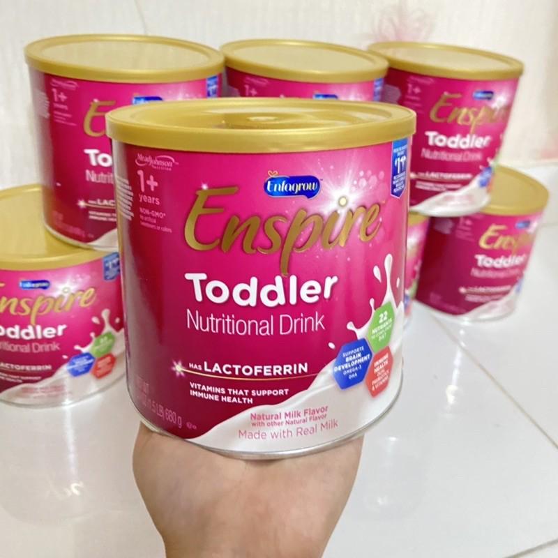 [Ship air] Sữa enspire toddler 680g cho bé 1-3 tuổi