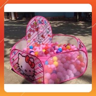 ☛ Lều bóng kèm 100 bóng cho bé (HÀNG CHÍNH HÃNG GIÁ RẺ) ✔
