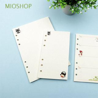 MIOSHOP Hot Vintage Office Supplies Multi-color Journal Notebook Notepad