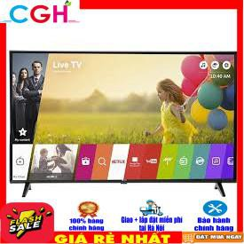 Smart tivi LG 43 inch Full HD 43LK571C
