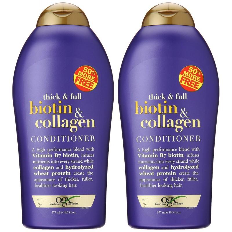 Bộ Dầu Gội Và Xả Thick And Full Biotin Collagen Organix 577ml Của Mỹ - 3395688 , 627891267 , 322_627891267 , 750000 , Bo-Dau-Goi-Va-Xa-Thick-And-Full-Biotin-Collagen-Organix-577ml-Cua-My-322_627891267 , shopee.vn , Bộ Dầu Gội Và Xả Thick And Full Biotin Collagen Organix 577ml Của Mỹ