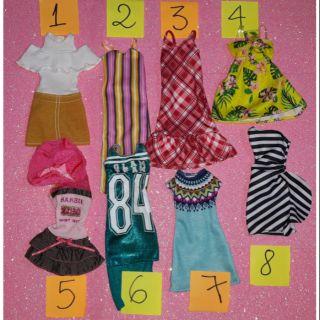Váy búp bê Barbie chính hãng