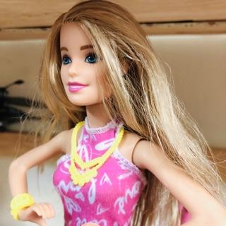 Búp Bê Barbie Có Đèn(2hand)