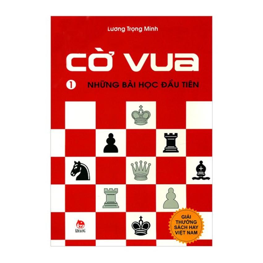 [Sách] Cờ Vua Tập 1 - Những Bài Học Đầu Tiên