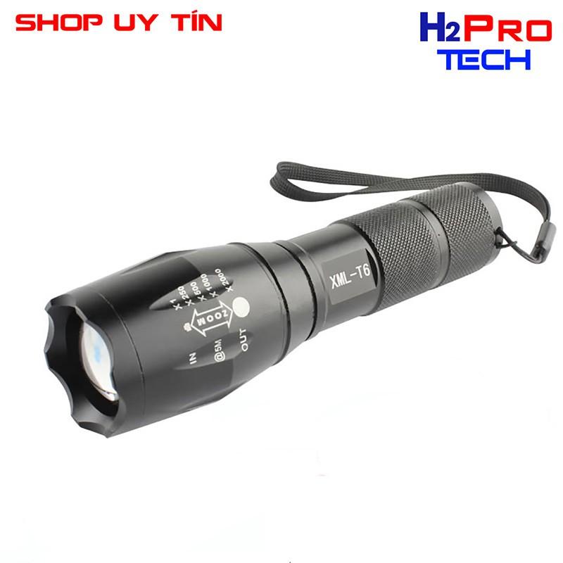 Đèn pin siêu sáng UltraFire A100 CREE XML-T6 - 22847201 , 1249570578 , 322_1249570578 , 160000 , Den-pin-sieu-sang-UltraFire-A100-CREE-XML-T6-322_1249570578 , shopee.vn , Đèn pin siêu sáng UltraFire A100 CREE XML-T6