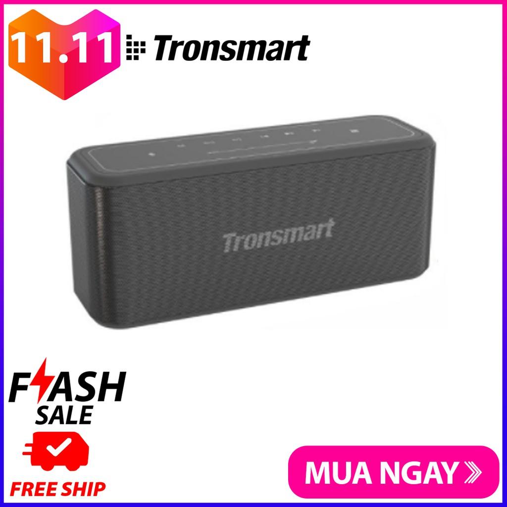Loa Bluetooth 5.0 Tronsmart Element Mega Pro Công suất 60W Hỗ trợ TWS và NFC ghép đôi 2 loa - Chính hãng bảo hành 1 năm