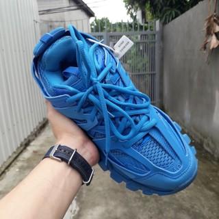 giày thể thao balen track 3 màu xanh da trời thumbnail
