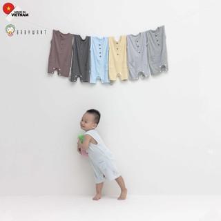 Bộ romper/body cho bé trai bé gái từ 3 đến 19kg nhiều màu BABYWANT