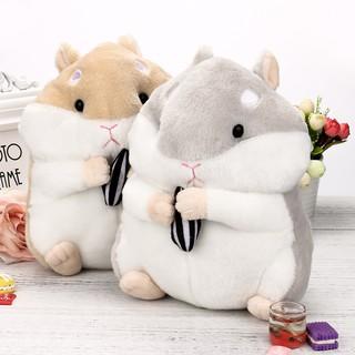 Chuột hamster gấu bông mềm mại dễ thương 23cm