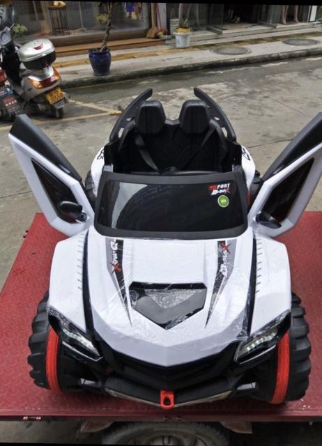 Xe oto điện trẻ e FB616. Liên hệ để đc hỗ trợ phí vận chuyển